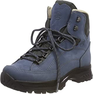 Hanwag Women s Alta Bunion Lady GTX High Rise Hiking Shoes  Amazon ... b75c116c377