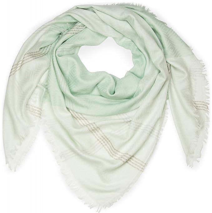 molto carino a1710 f0d7c styleBREAKER foulard quadrato XXL con motivo a rombi e ...