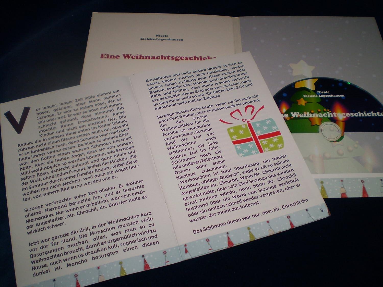 Eine Weihnachtsgeschichte - Fabian Harloff, Nicole Zielcke ...