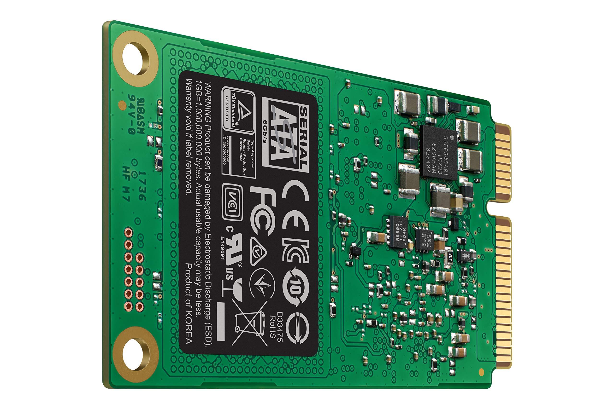 Samsung SSD 860 EVO 1TB mSATA Internal SSD (MZ-M6E1T0BW) by Samsung (Image #14)