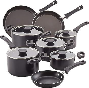 Farberware Neat Nest Nonstick Cookware Sets