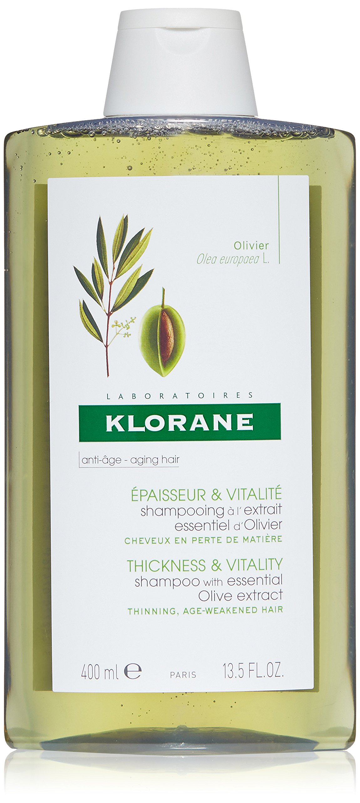 Shaving & Hair Removal Health & Beauty Klorane Thickness And Vitality Leave-in Concentrate 4.22 Oz