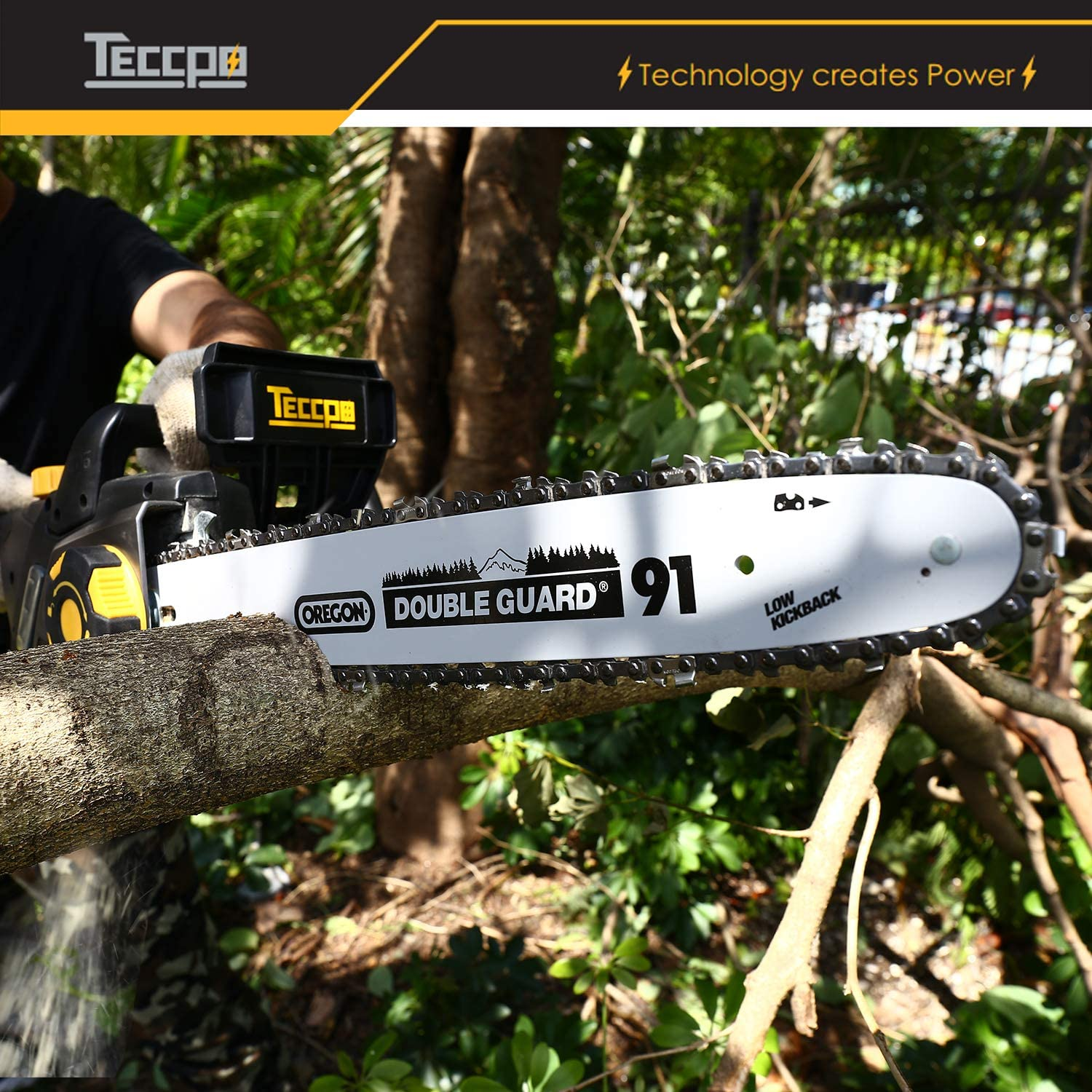 TECCPO TACS01G Chainsaws product image 6