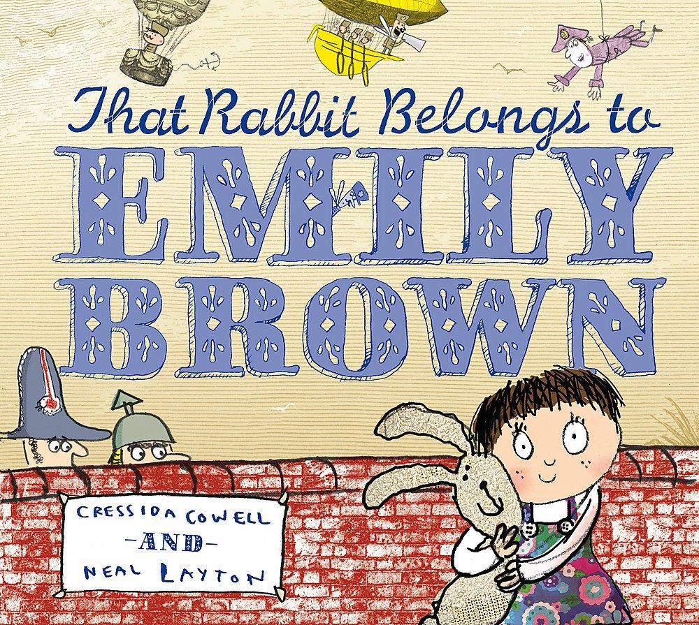 That Rabbit Belongs to Emily Brown pdf