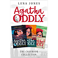 The Agatha Oddly Casebook Collection Books 1-3: : The Secret Key, Murder at the Museum and The Silver Serpent