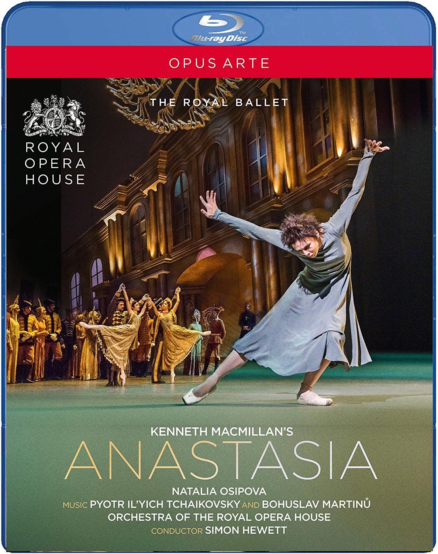 Blu-ray : MARTINU - Anastasia (Blu-ray)