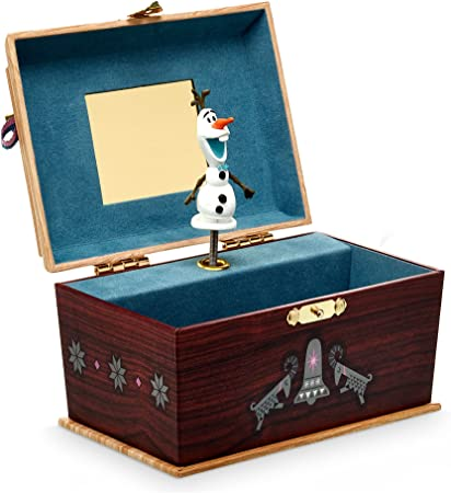 Disney Olaf Musical joyería Caja – Olaf de Frozen Adventure ...