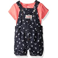 Carter's - Pantalones Cortos para niña (2 Piezas), diseño Floral