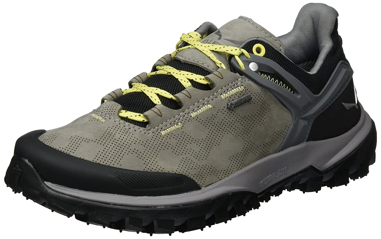 Marron (Sauric   Limelumière 2460) 40.5 EU Salewa WS Wander Hiker GTX, Chaussures de Trekking et randonnée Femme