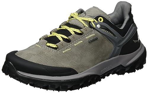 Salewa Ws Wander Hiker Gtx, Zapatillas de Senderismo Mujer, Multicolor (Sauric/Limelight), 35: Amazon.es: Zapatos y complementos