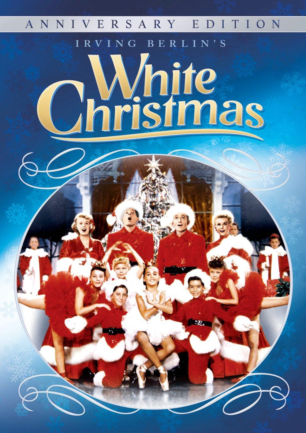 White Christmas 1954.Amazon Com White Christmas Anniversary Edition Bing