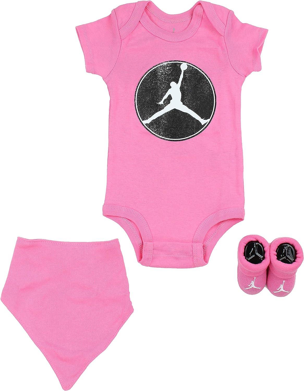 NEW Air Jordan Baby GIRL BOY Booties Infant Newborn 0-6 Months In Box