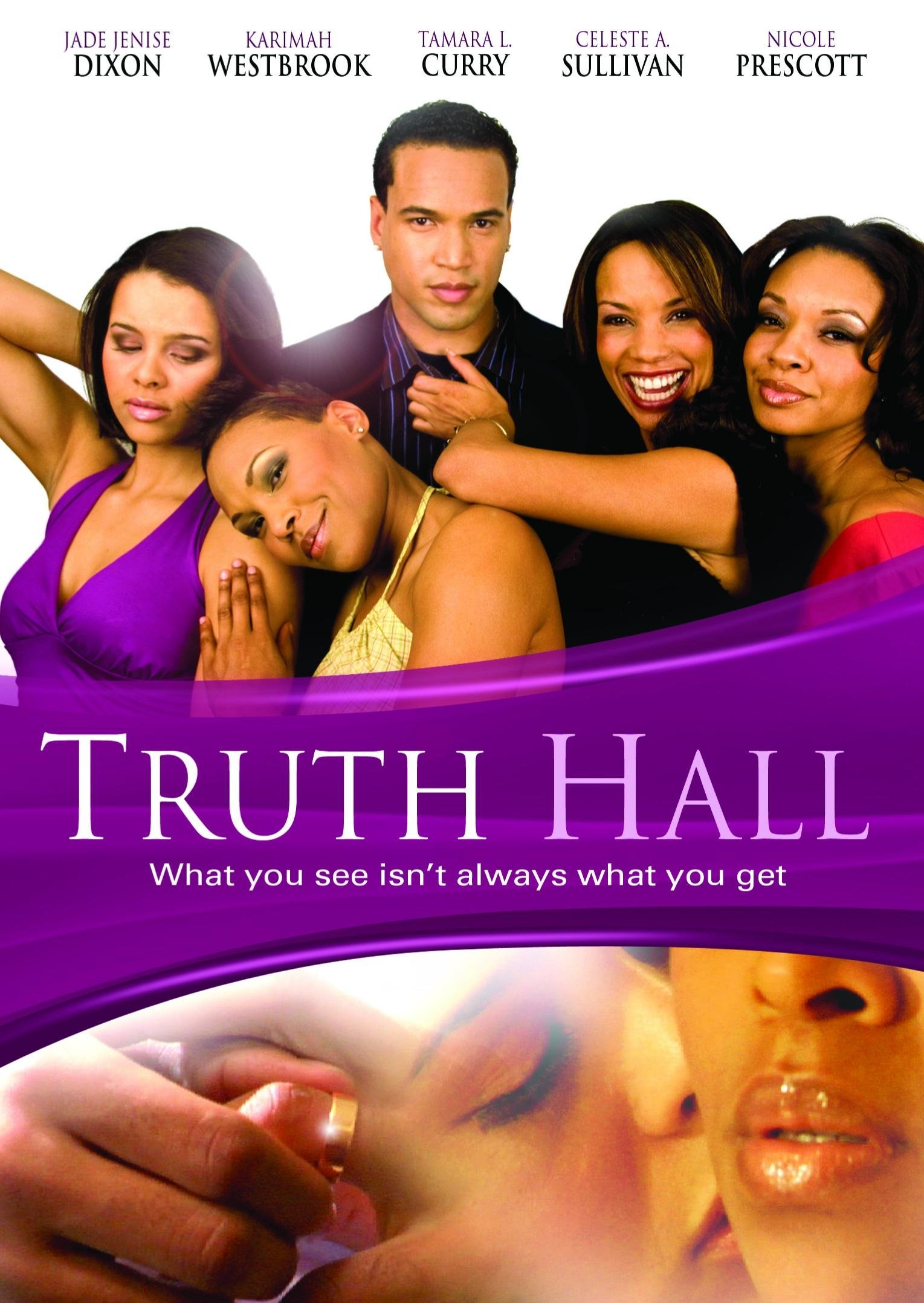 DVD : Truth Hall (Dolby, AC-3, Widescreen)