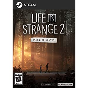 Amazon com: Life is Strange 2: Complete Season - PlayStation