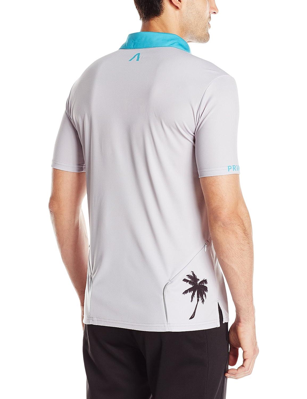 Primal Wear Mens Cutback Compass Polo Shirt