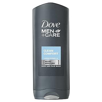 Amazon Com Dove Men Care Body Face Wash Clean Comfort 400ml Beauty