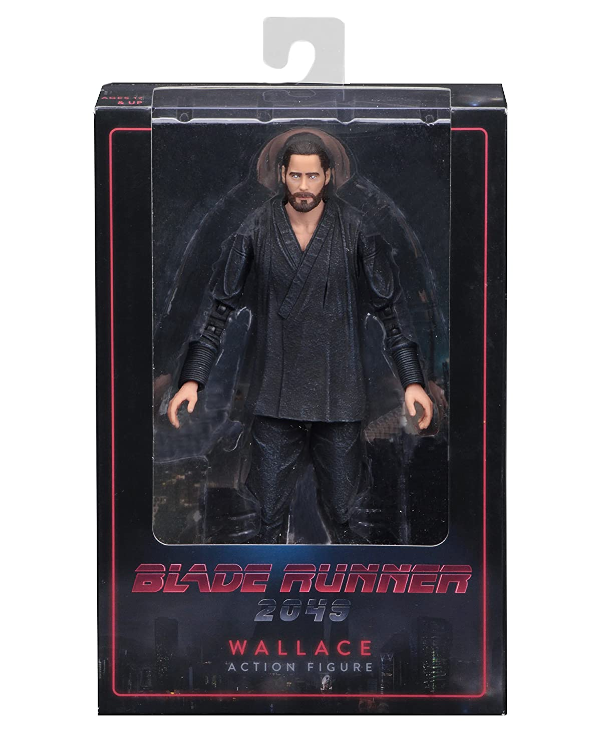 """NECA Blade Runner 2049 Wallace série 2 7/"""" Scale Action Figure"""