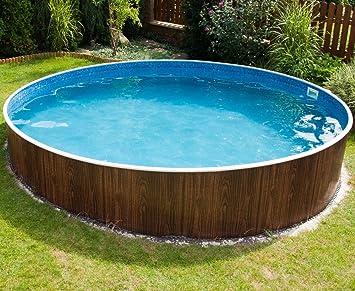 Swimming Pool Kit 12ft Round: Amazon.co.uk: Garden & Outdoors