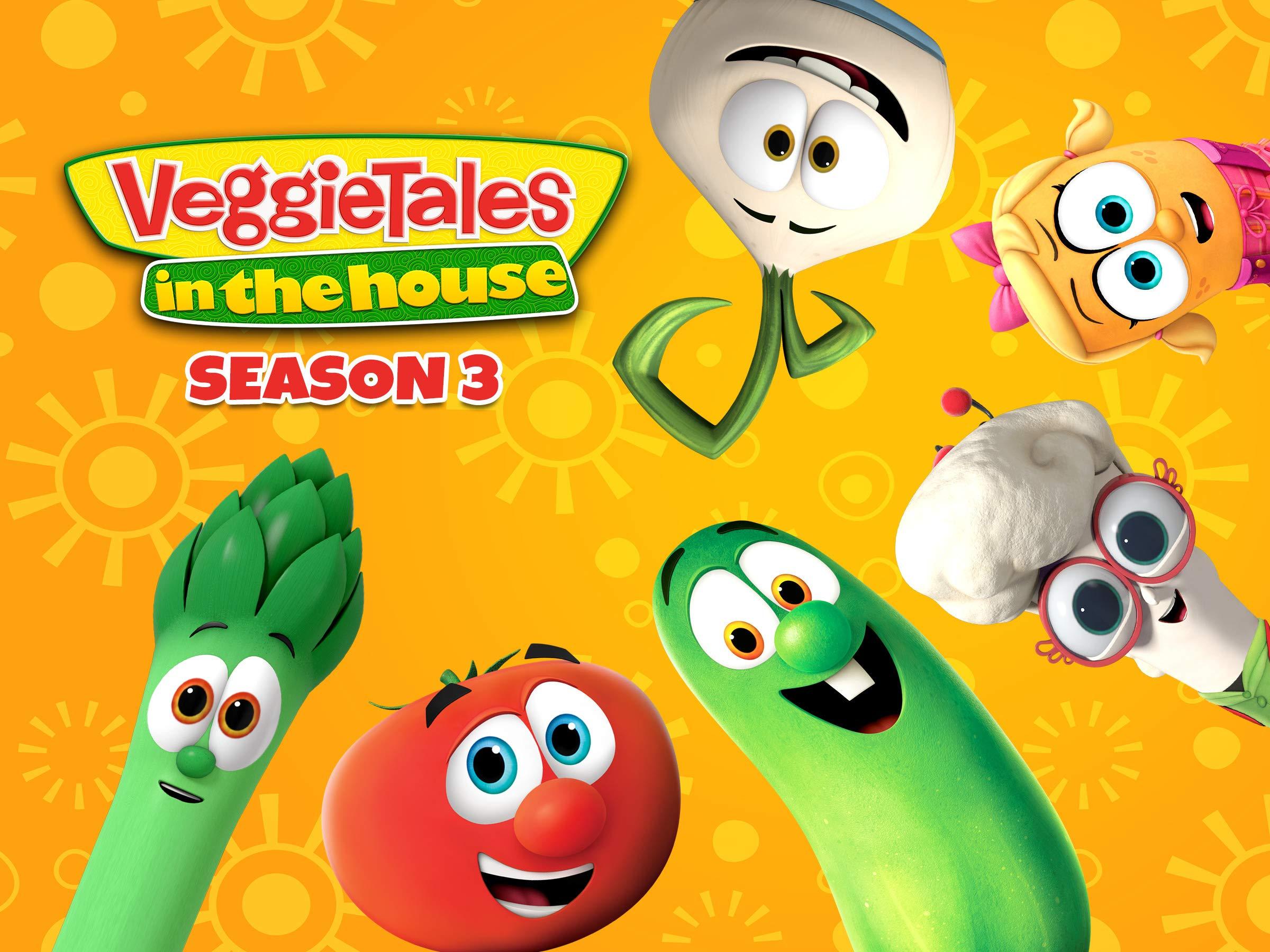 veggietales season 1 episode 8