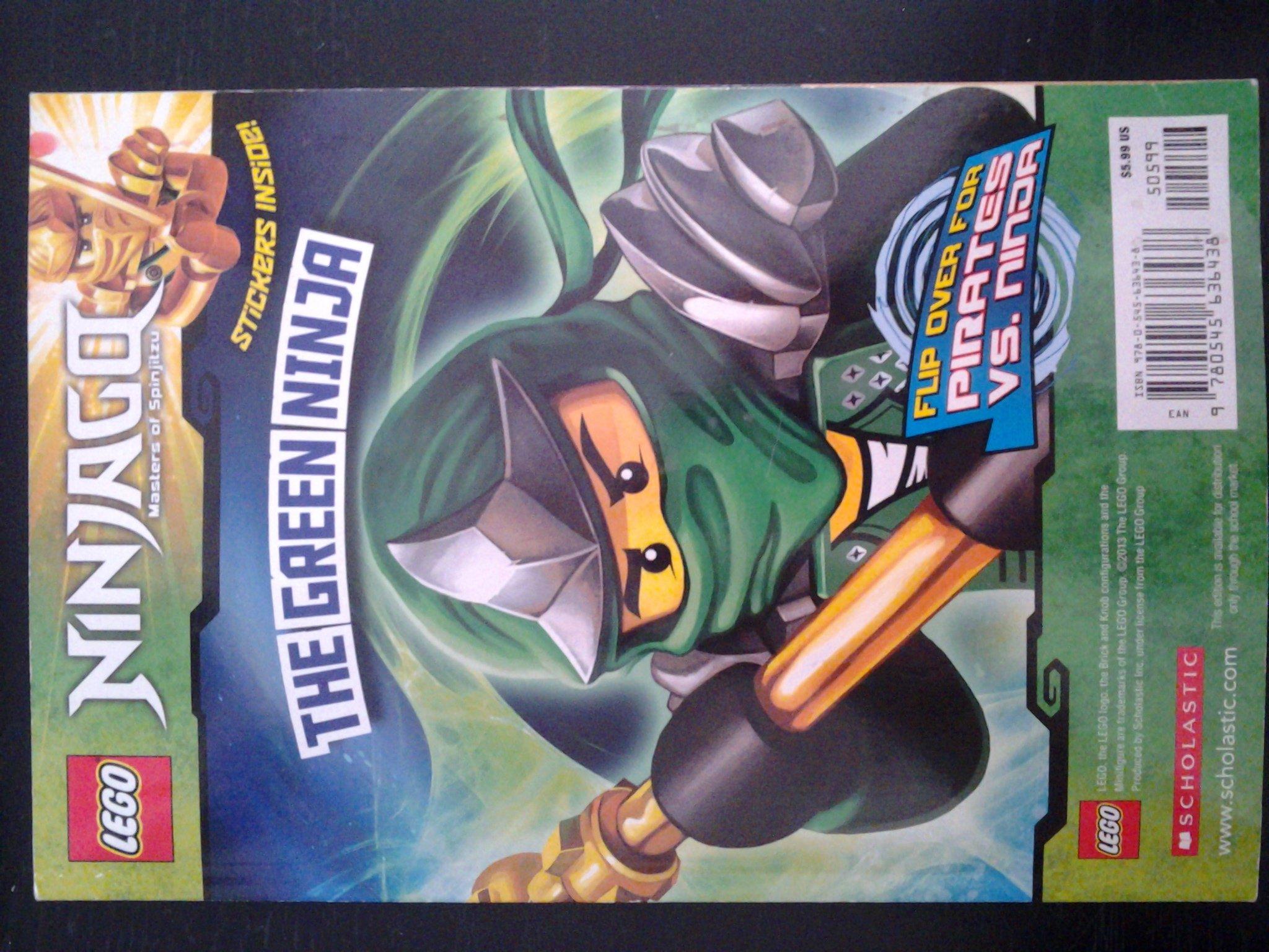 Ninjago Pirates vs. Ninja/The Green Ninja: The Lego Group ...