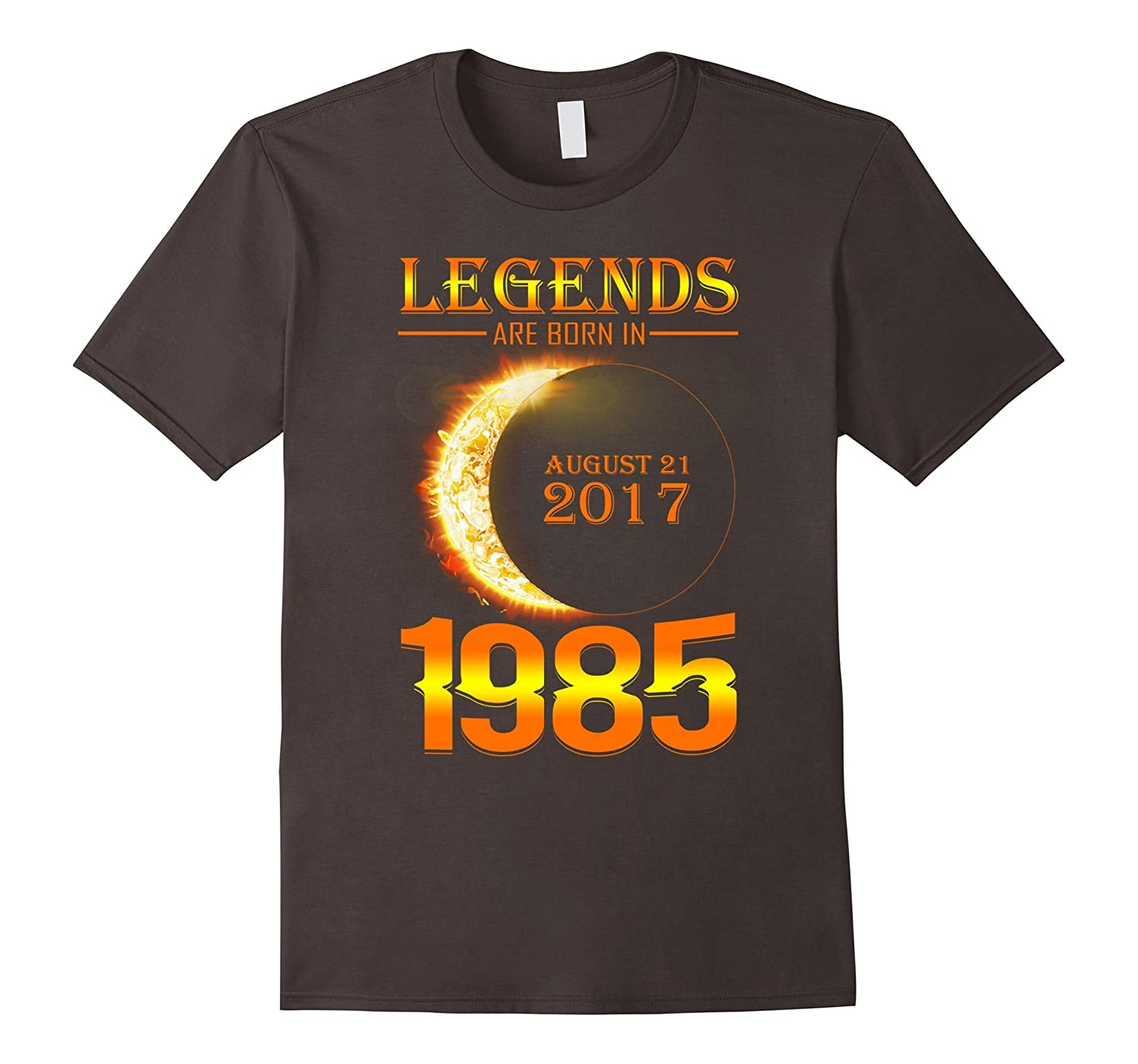 Legends Are Born In 1985 Total Solar Eclipse 32 Years Old