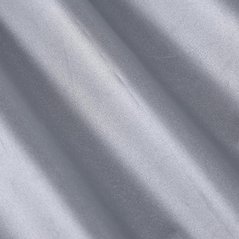 Coperchio della Rondella Coprilavatrice Lavatrice del Tamburo Copertura Protettiva per Protezione Solare Antipolvere Protettore per Asciugatrice Carico Anteriore Casa Lavanderia 24,4 x 23,22 x 31,88