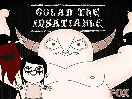 Golan the Insatiable Season 1