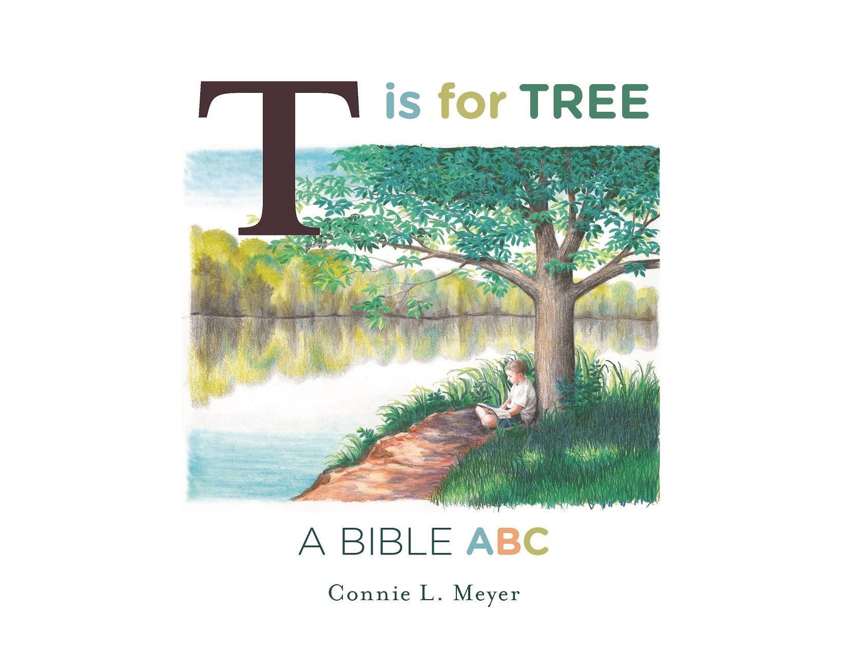 Buy T Is for Tree: A Bible ABC Book Online at Low Prices in India