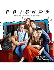 Friends 2020 Calendar - Official Square Wall Format Calendar