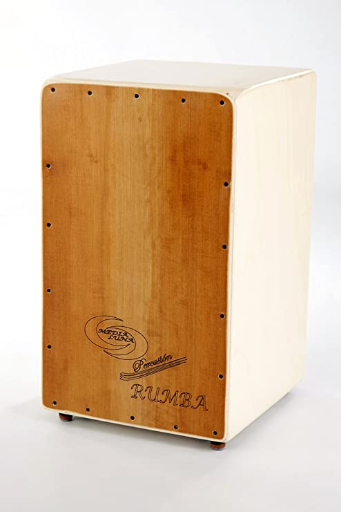 Cajon Flamenco Rumba + Funda: Amazon.es: Instrumentos musicales