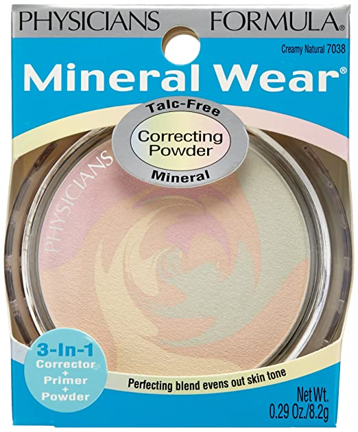 Mineral Wear Correcting Kit by Physicians Formula #19