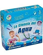 Science4you-magia Science4you-Science4you La Ciencia del Agua-Juguete científico y Educativo, 8 A&NtildeOS (488363)