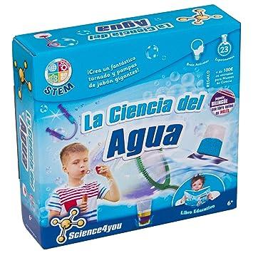 Science4you Magia Science4you Science4you La Ciencia Del Agua