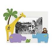 Reed & Barton 869689 Jungle Parade 4  x 6  Photo Frame