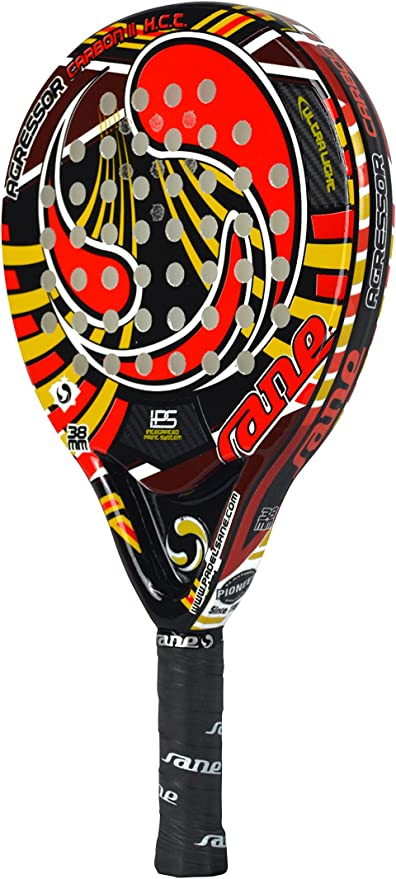 Sane Agressor Hct II Ultra Light Pala de pádel, Unisex Adulto ...