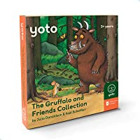 Yoto The Gruffalo and Friends Collection by Julia Donaldson – Kids Audio Story Cards for Yoto Player audioplayer Device…