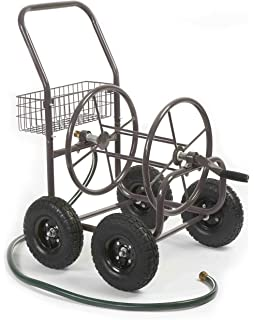 Amazoncom Best Choice Products Water Hose Reel Cart 300 FT