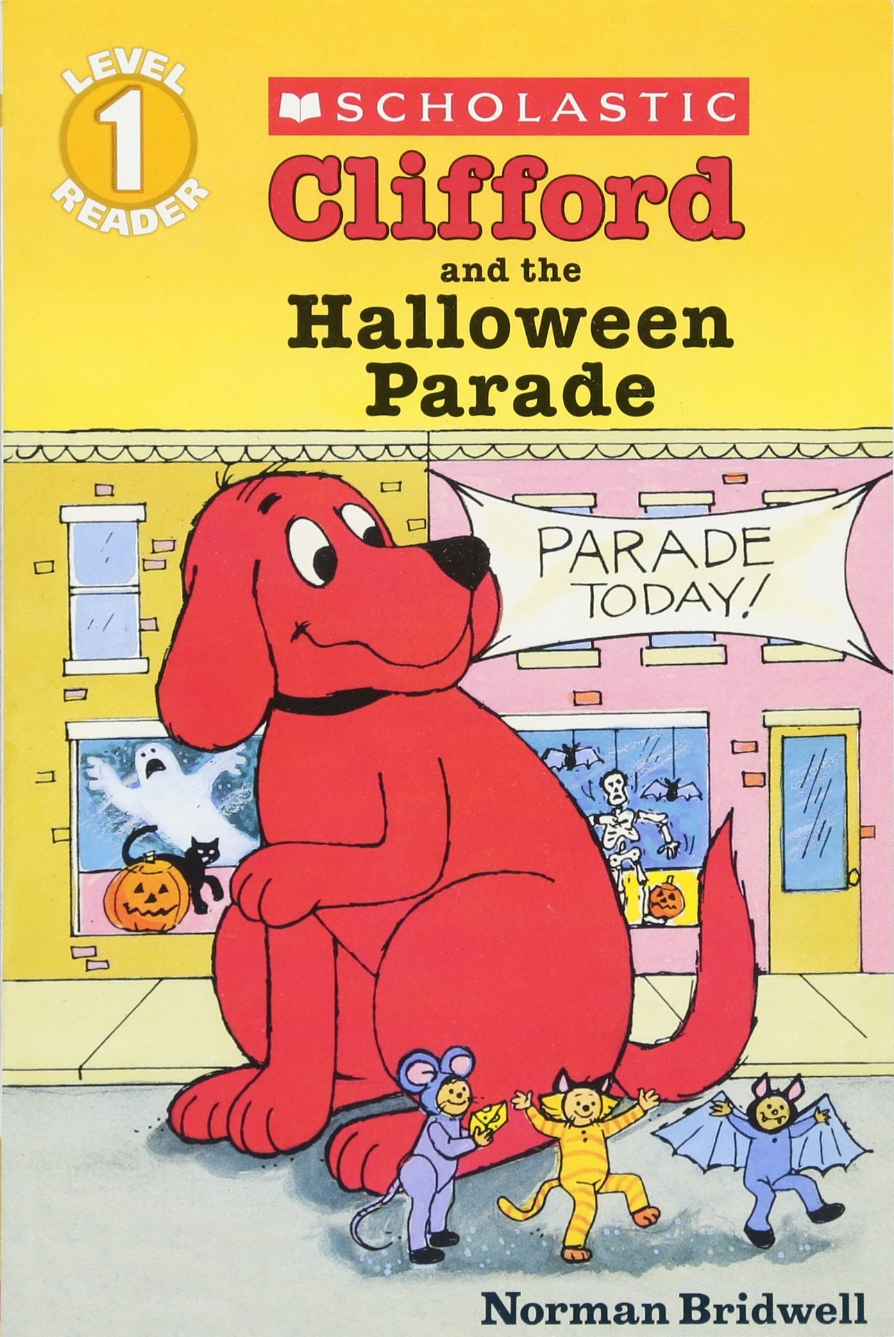 Clifford and the Halloween Parade (Scholastic Reader, Level 1) pdf