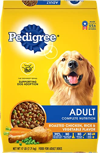 PEDIGREE Adult Complete Nutrition Roasted Chicken