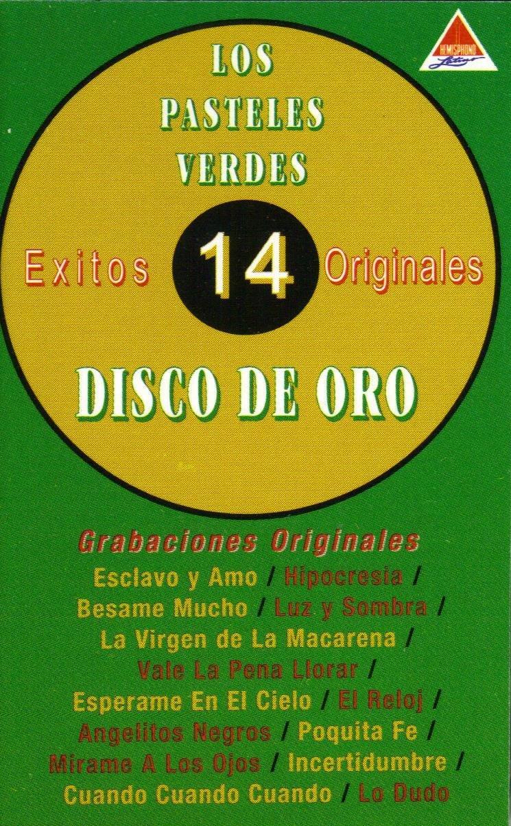- Disco De Oro: 14 Exitos Originales - Amazon.com Music