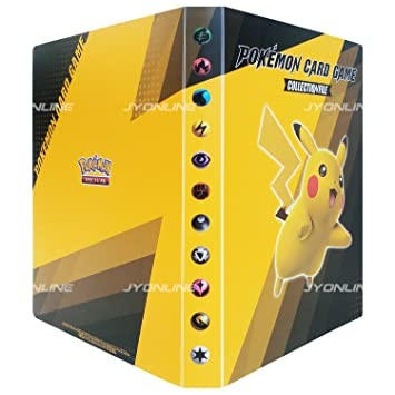 Pokemon Cartas XY BREAK Pikachu Binder Card Album Corea Ver ...