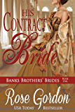 His Contract Bride (Banks Brothers' Brides Book 1)