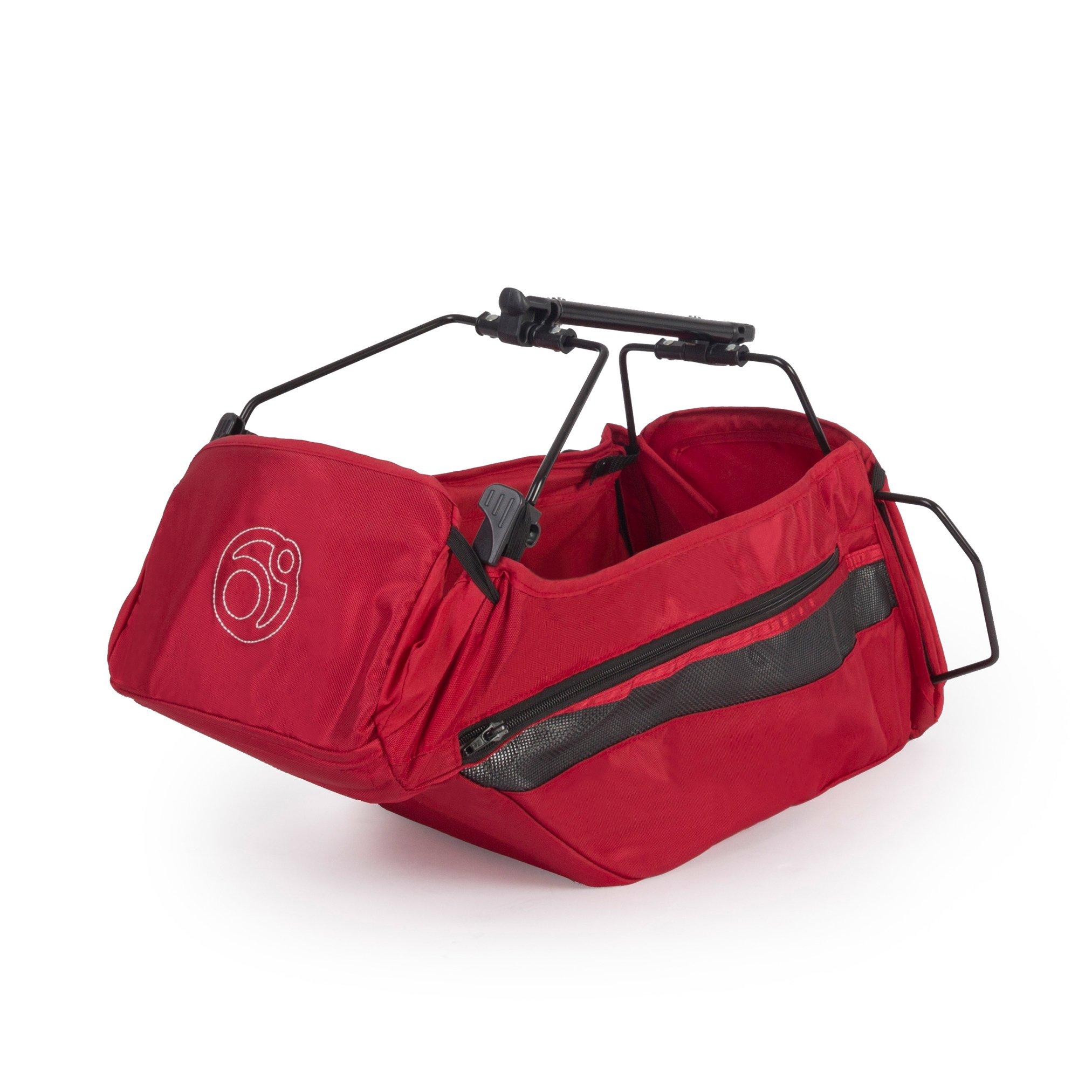 Orbit Baby G3 Stroller Cargo Basket, Ruby