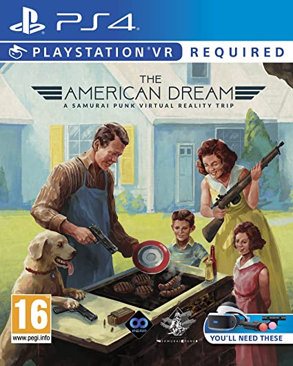 The American Dream (PSVR) (PS4): Amazon co uk: PC & Video Games