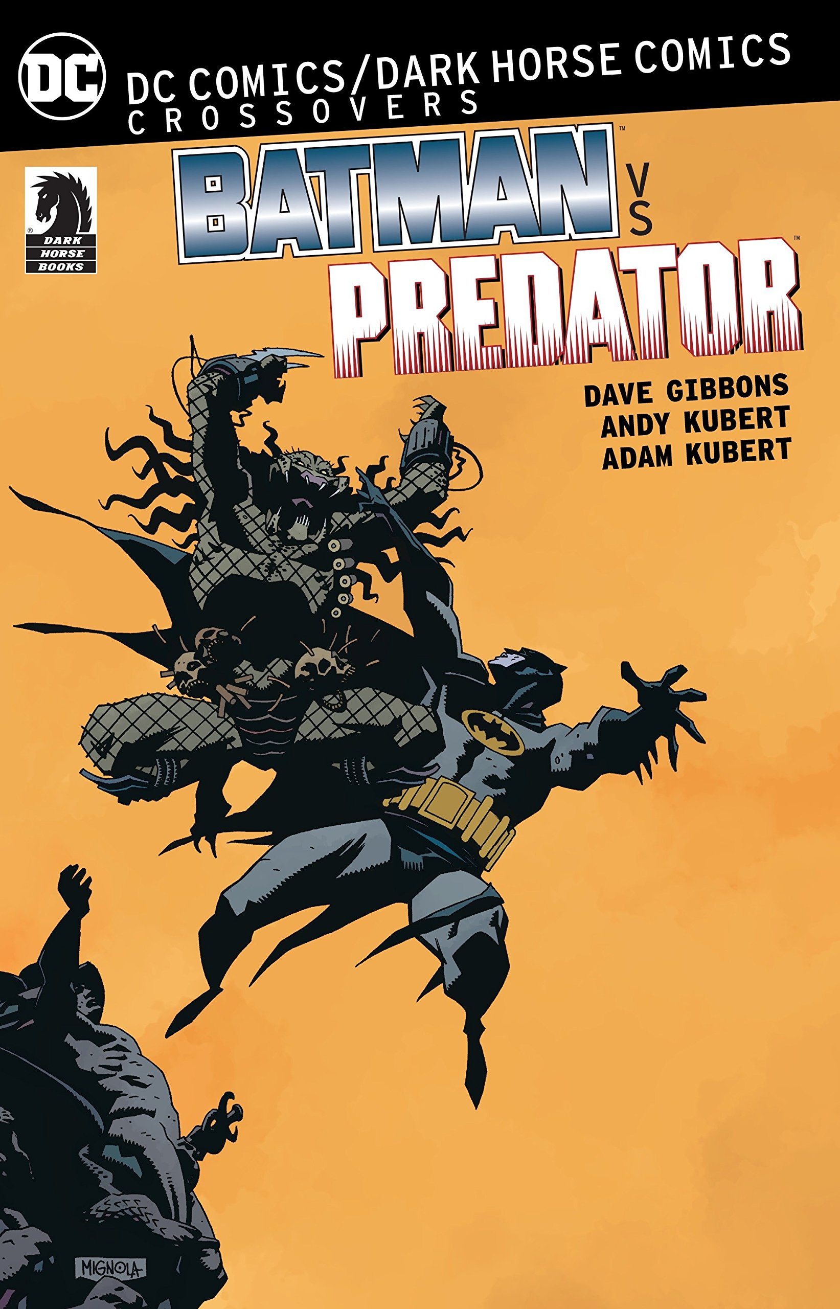 DC Comics Dark Horse Batman vs Predator TP Batman DC Comics Dark ...
