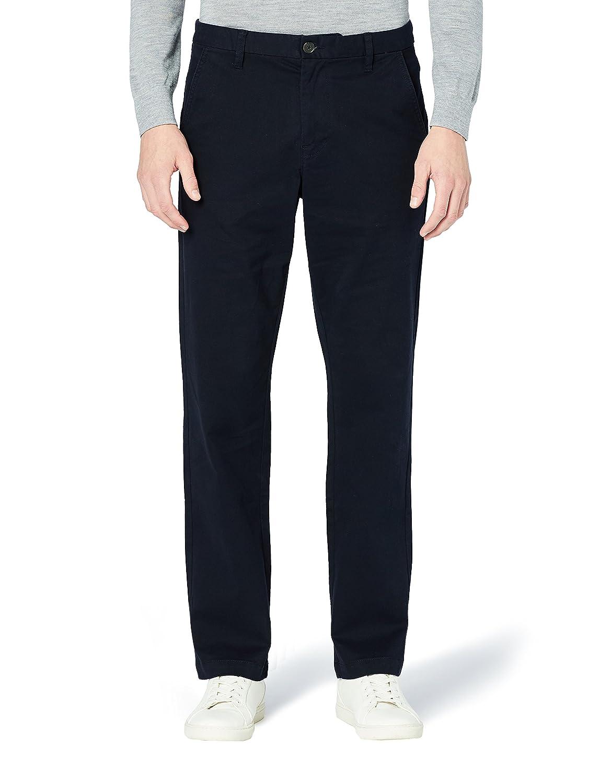 MERAKI Men's Regular Fit Chino Trousers POETME001