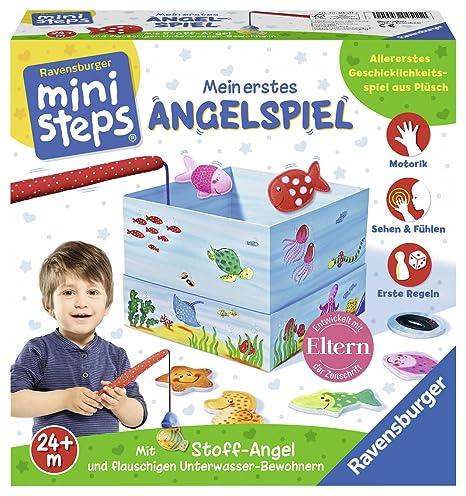 Ravensburger 04511 - Ministeps Mein erstes Angelspiel