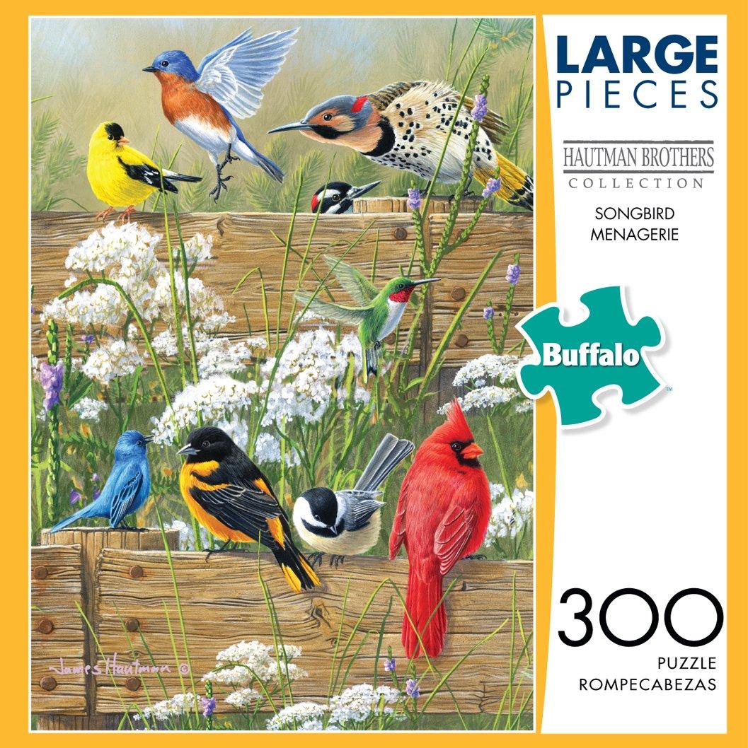 c0a73baad3db2 Amazon.com  Buffalo Games  Large Piece Puzzles
