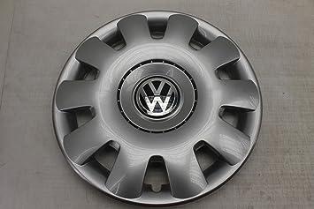 1 Original Volkswagen Golf 4 IV Tapacubo Tapacubos 1j0601147p R966 nuevo: Amazon.es: Coche y moto