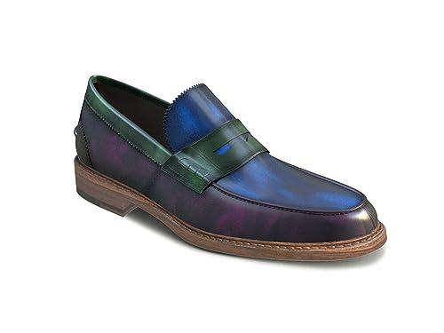 Hombre Zapatos Multicolor Personalizados Dis Colegio qSdtxfw 2d1371baf86e8